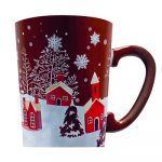 Trasferibile per tazza natalizia