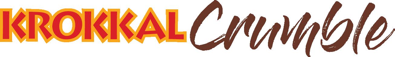 logo Krokkal crumble