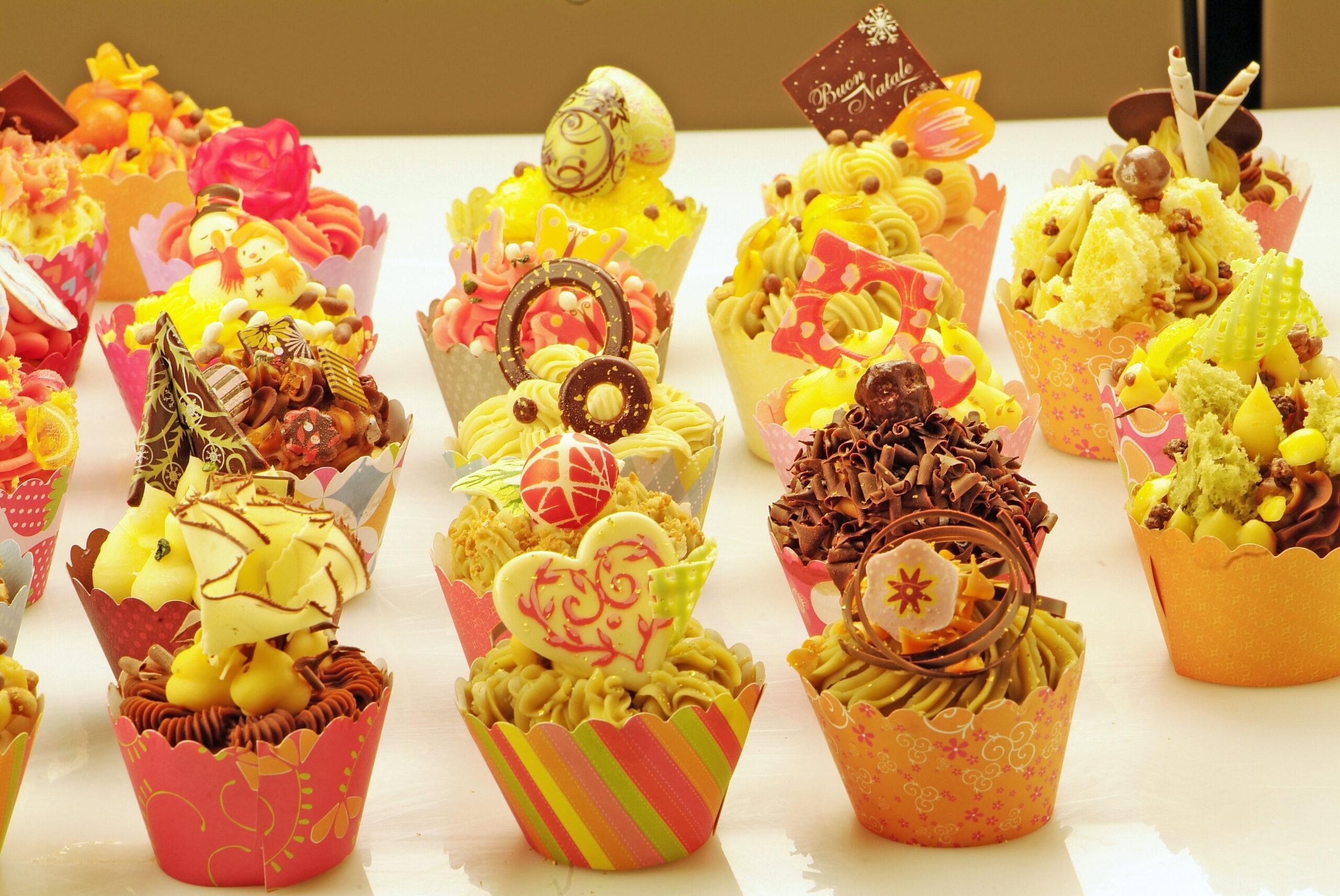 Cakes Joconde